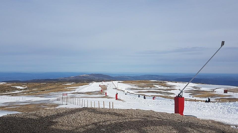 Estância Ski Serra da Estrela