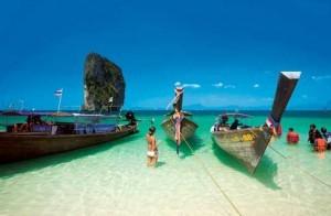 ferias na Tailandia