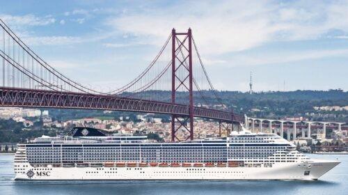 Cruzeiros com partida de Lisboa 2021