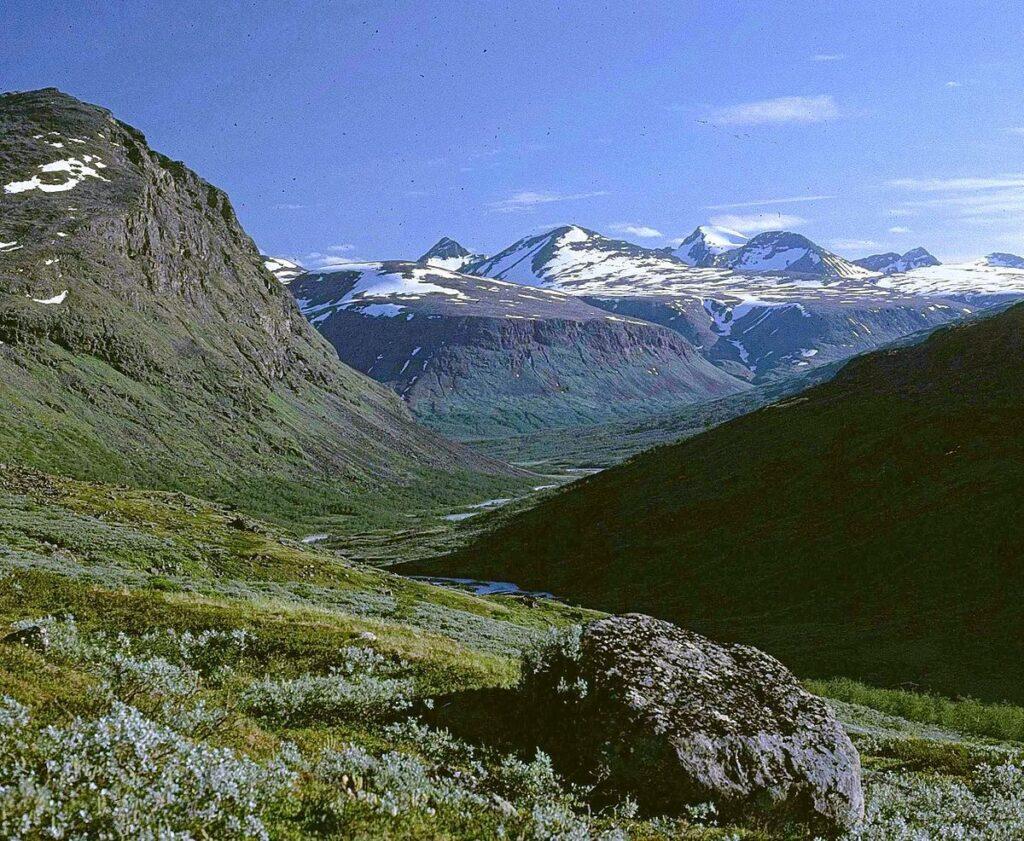 Parque Nacional de Sarek