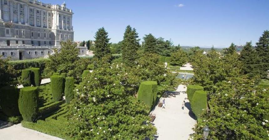Jardins de Sabatini