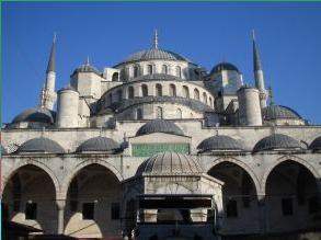 viagens para a Turquia e Instambul