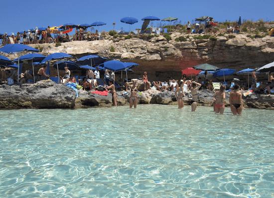 praias malta