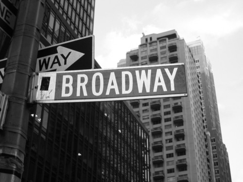 nova york broadway