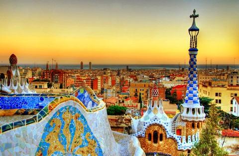 trabalhar e viver em Barcelona
