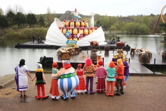 visitar parque asterix paris