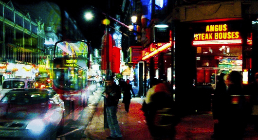 bares em Londres