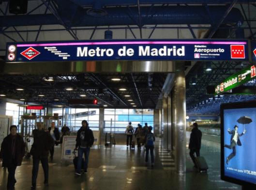 Metro de Madrid dicas uteis