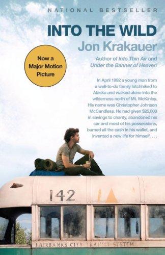 Into the Wild by Jon Krakaeur