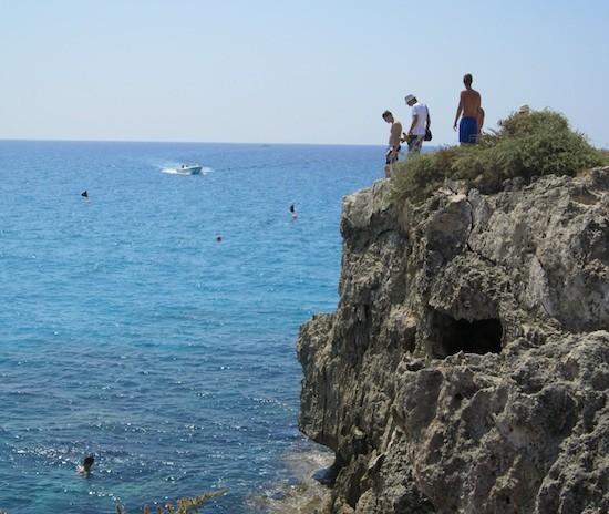 nissi beach chipre3