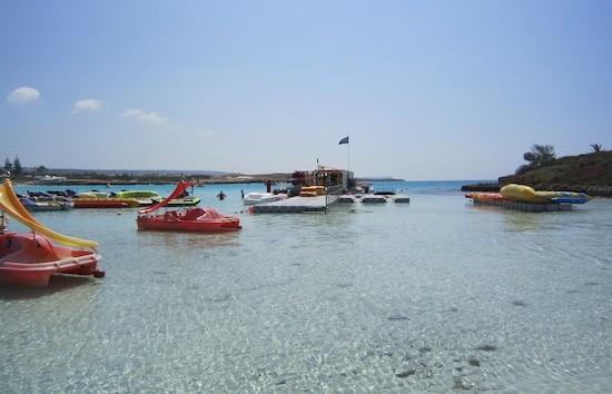 nissi beach chipre4