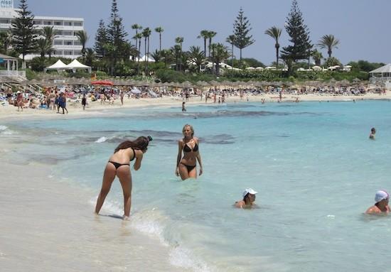 nissi beach chipre6