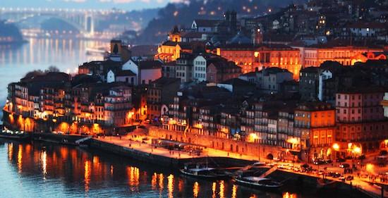 visitar cidade do Porto