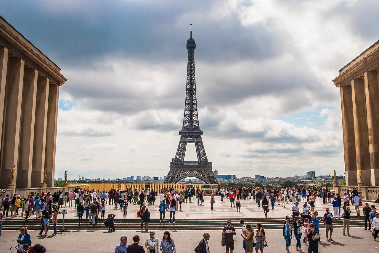Torre Eiffel - Paris, França - Visitar Paris num fim de semana