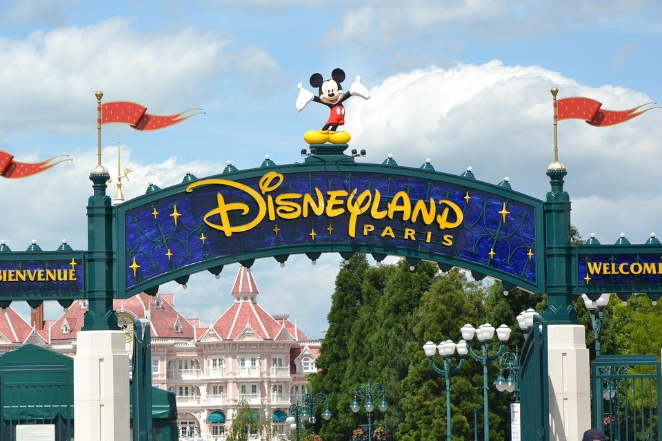 Ir Disneyland Paris Barato