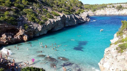 Calo des Moro - Palma Maiorca - Espanha