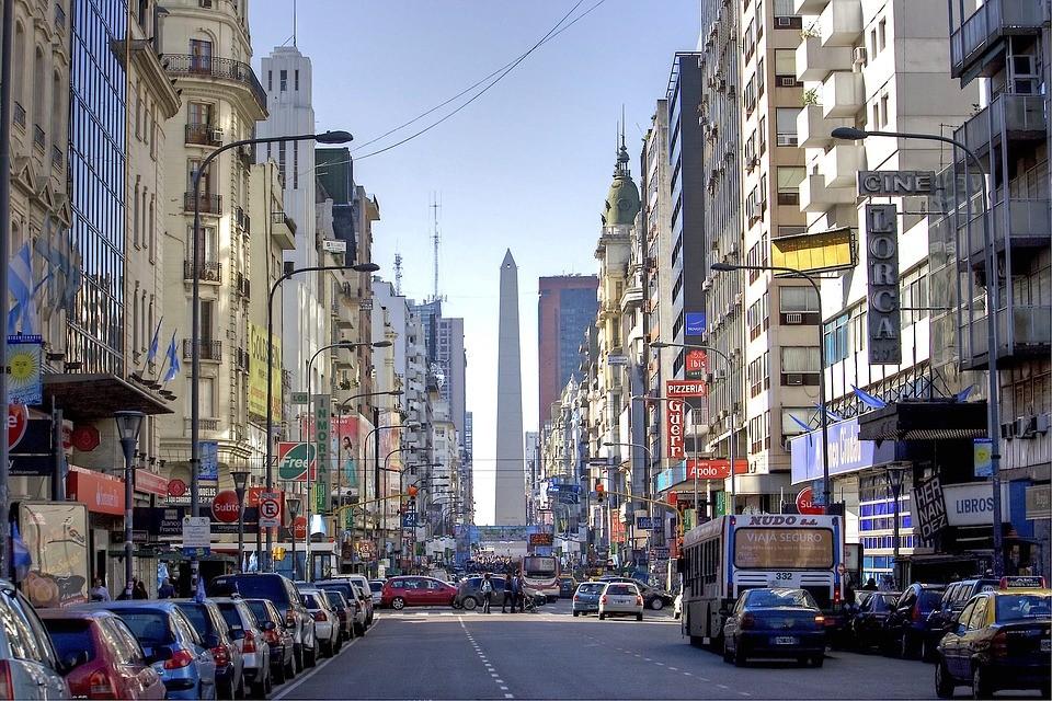 Buenos Aires Argentina - Destino Low Cost Dia dos Namorados