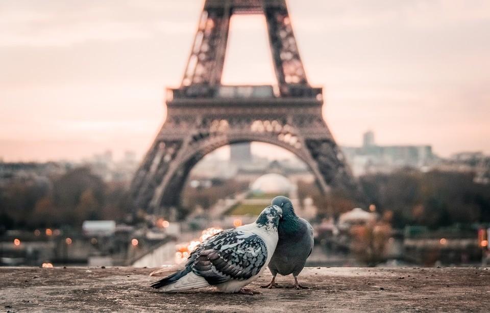 França - Destinos Viagem Dia dos Namorados