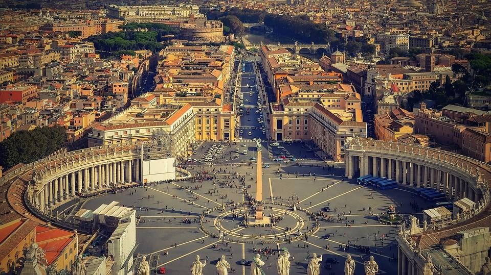 Roma Itália - Destinos Viagem Dia dos Namorados