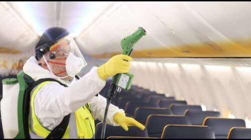 Medidas Ryanair Viajar Covid-19