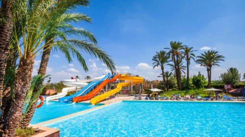 Marrakech: Labranda Targa Aqua Parc | Voos + hotel c/ tudo incluído | 7 noites